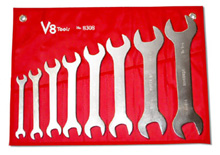 8pc Thin Wrench set (SAE).
